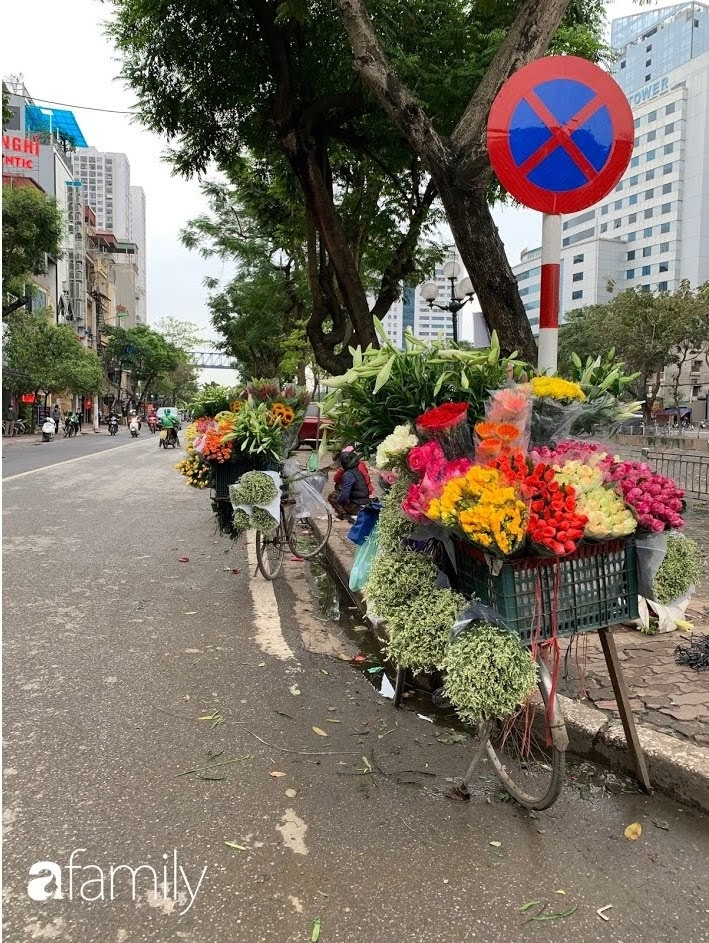 Đầu mùa, hoa loa kèn xuống phố với giá rẻ bất ngờ, là cơ hội để chị em mua số lượng nhiều về nhà chưng chơi - Ảnh 4.