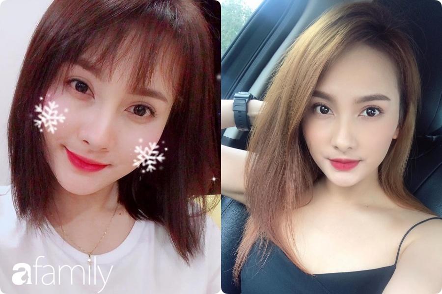 30 tuổi mới thử nghiệm tóc mới, Bảo Thanh được khen trẻ xinh như hot girl dù đã có con lớn đùng - Ảnh 3.