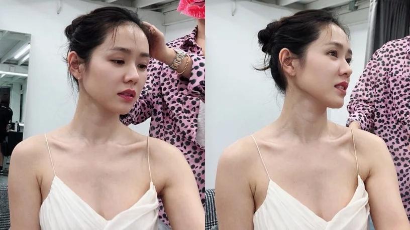 Gương mặt của chị đẹp Son Ye Jin đạt chuẩn nhan sắc theo đúng 6 tiêu chí của các bác sĩ PTTM Hàn Quốc - Ảnh 2.