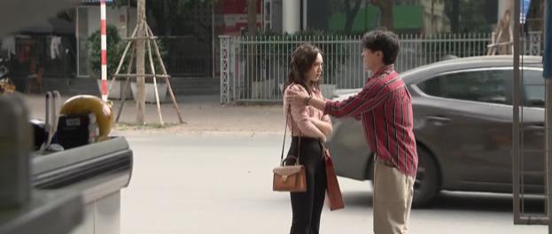 Nhà trọ Balanha tập 2: Cười té ghế cảnh Lâm gặp người yêu cũ khi đang bị... tào tháo đuổi - Ảnh 5.