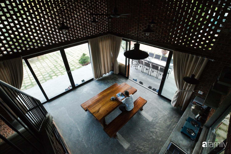Độc lạ với ngôi nhà hình cánh diều của con cái chung tay góp 350 triệu đồng xây tặng bố mẹ ở ngoại ô TP Đà Nẵng - Ảnh 9.