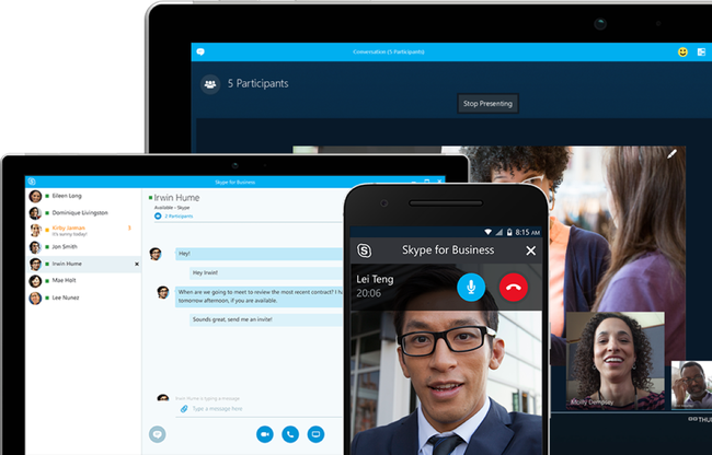 Thời nào rồi còn dùng Messenger? Cùng điểm danh 5 app họp online hiệu quả dễ dùng và khiến chị em công sở thích mê! - Ảnh 1.