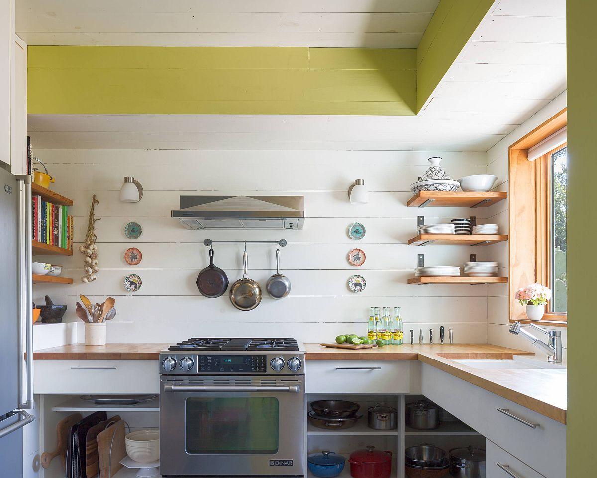 Ngắm những căn bếp nhỏ đầy màu sắc, đẹp đến mức làm xiêu lòng bất cứ ai - Ảnh 1.