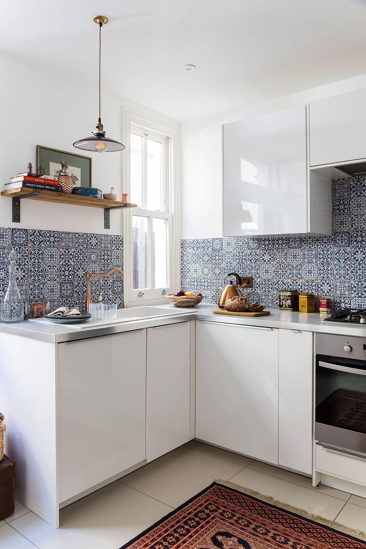 Ngắm những căn bếp nhỏ đầy màu sắc, đẹp đến mức làm xiêu lòng bất cứ ai - Ảnh 12.