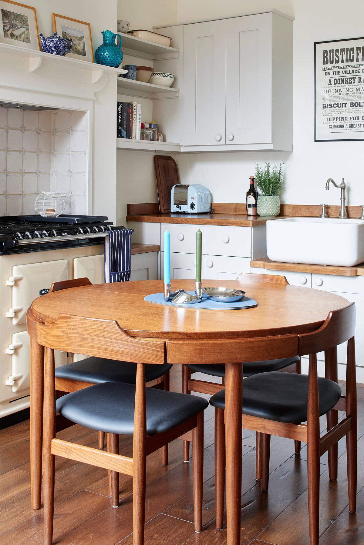Ngắm những căn bếp nhỏ đầy màu sắc, đẹp đến mức làm xiêu lòng bất cứ ai - Ảnh 13.