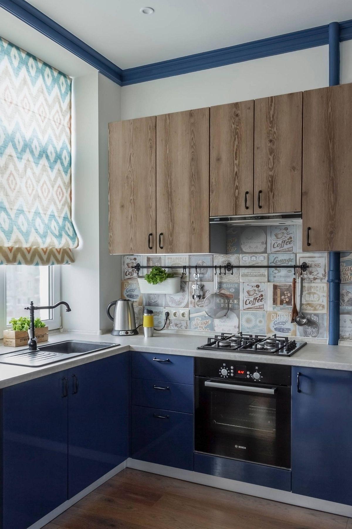 Ngắm những căn bếp nhỏ đầy màu sắc, đẹp đến mức làm xiêu lòng bất cứ ai - Ảnh 14.