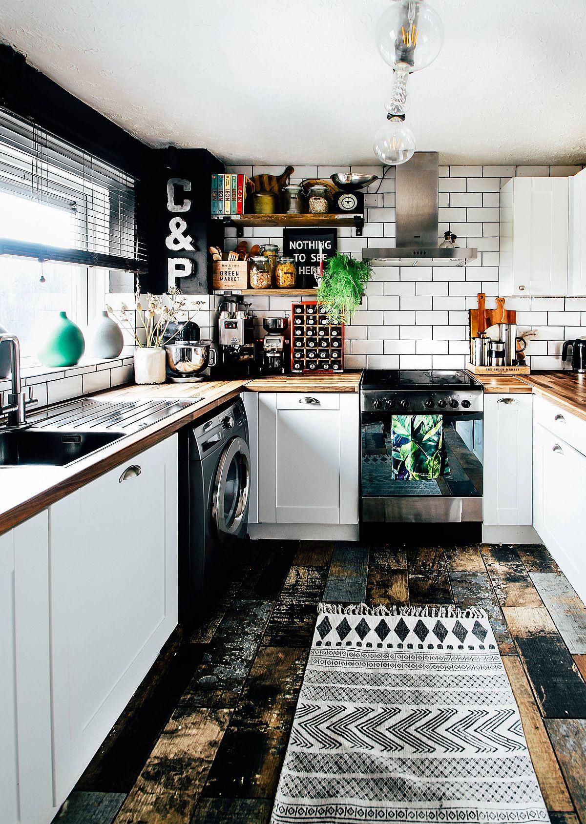 Ngắm những căn bếp nhỏ đầy màu sắc, đẹp đến mức làm xiêu lòng bất cứ ai - Ảnh 17.
