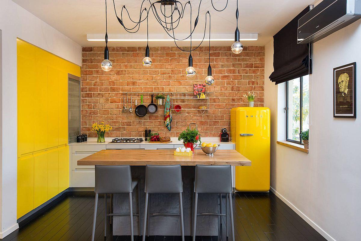 Ngắm những căn bếp nhỏ đầy màu sắc, đẹp đến mức làm xiêu lòng bất cứ ai - Ảnh 4.