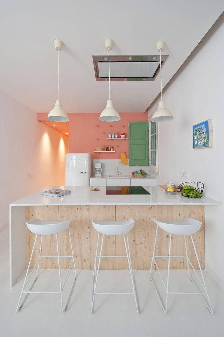 Ngắm những căn bếp nhỏ đầy màu sắc, đẹp đến mức làm xiêu lòng bất cứ ai - Ảnh 6.