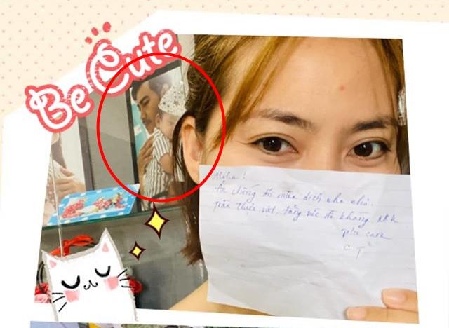 """Ngọc Lan vô tình để lộ ảnh của Thanh Bình khi """"tự sướng"""", lại còn đặt ở vị trí quan trọng thế này - Ảnh 2."""