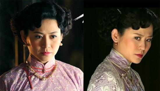 Hoa Đán TVB - Tuyên Huyên: Bị tát vào mặt liên tục, đứng không vững vẫn gào khóc diễn tiếp - Ảnh 7.