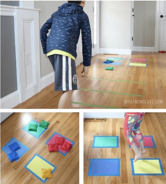 """Trò chơi """"siêu trí tuệ"""" phiên bản ở nhà - con vừa chơi, vừa học mà còn rèn được thêm cả trí thông minh, bố mẹ nên làm thử - Ảnh 3."""