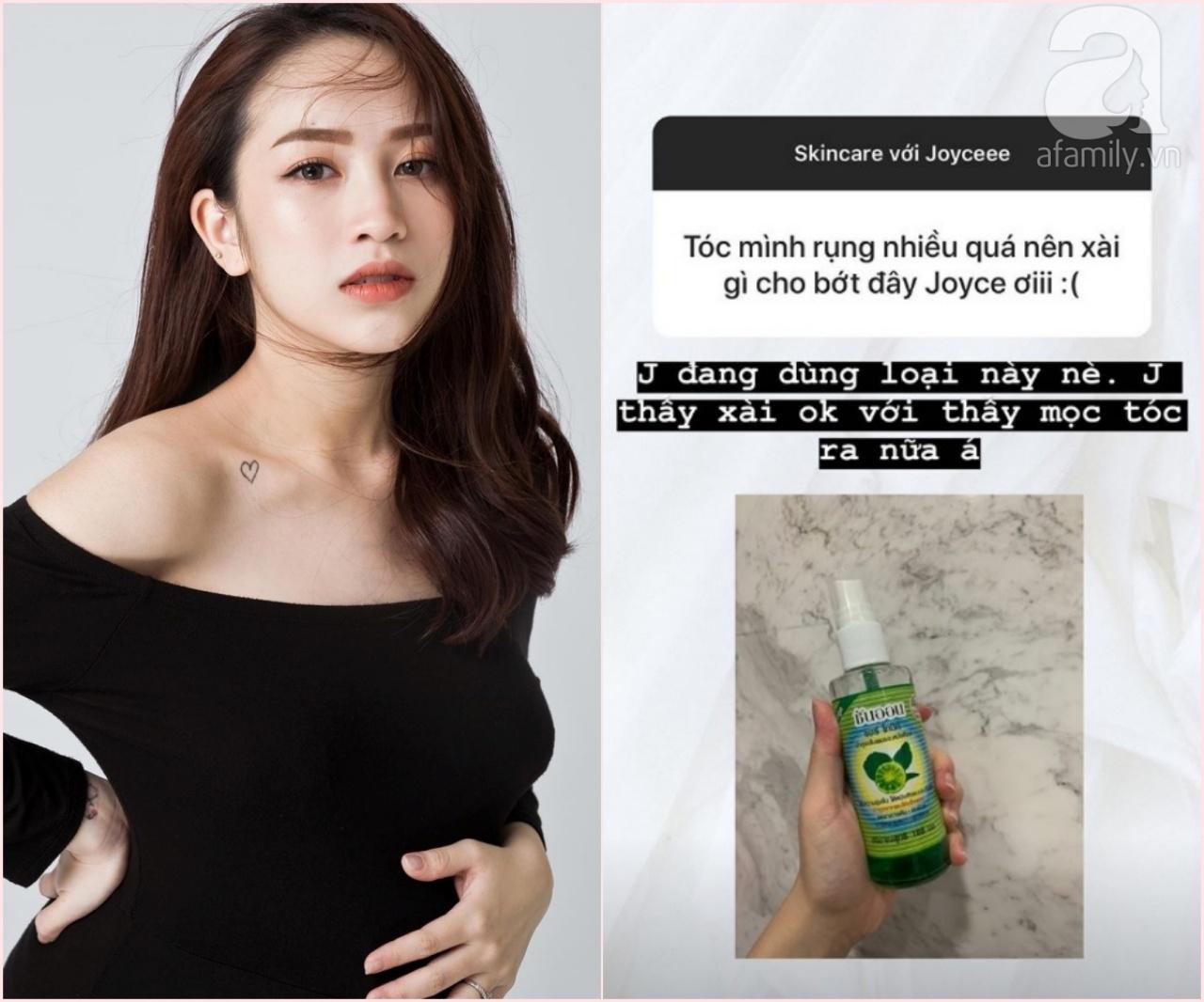 Con gái Minh Nhựa dùng serum dưỡng tóc chưa đến 100.000 VNĐ để tóc bồng bềnh, còn mọc dài đáng kể - Ảnh 1.
