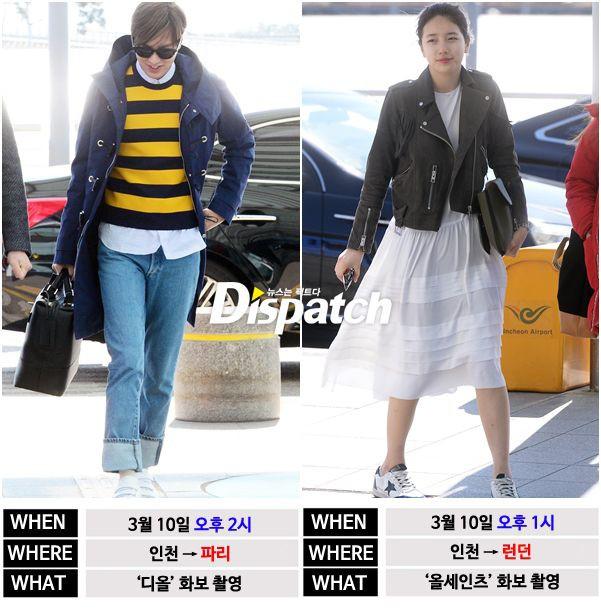 """So kè nhan sắc của """"hội bạn gái cũ"""" Lee Min Ho: Đều là những mỹ nhân cực phẩm của Kbiz nhưng Park Min Young vẫn thua đậm trước Suzy ở điểm này  - Ảnh 5."""