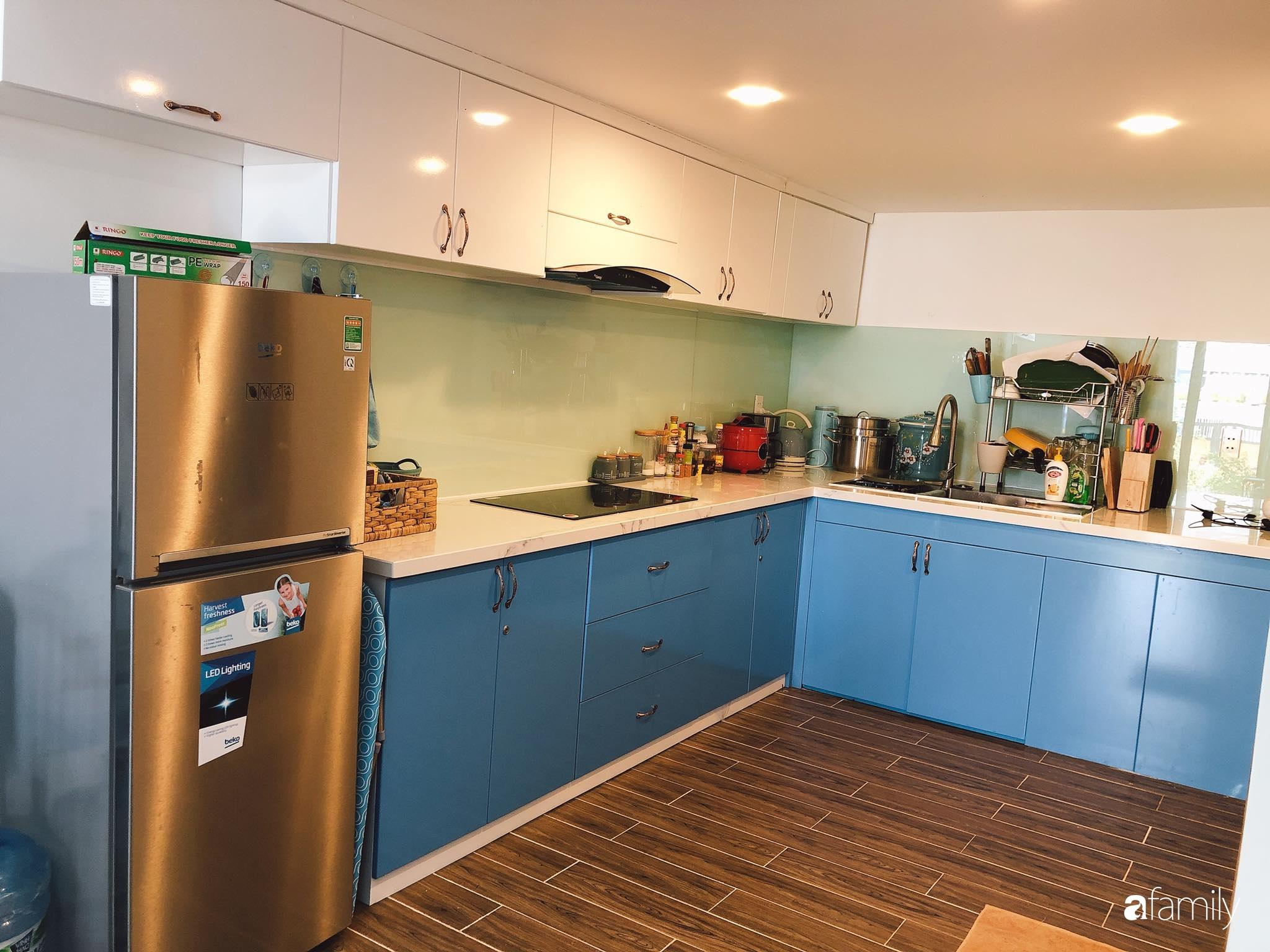 Nhà 35m² được cải tạo thành không gian sống hiện đại với ánh sáng ngập tràn cùng những chất liệu thân thiện với môi trường ở Vũng Tàu - Ảnh 12.