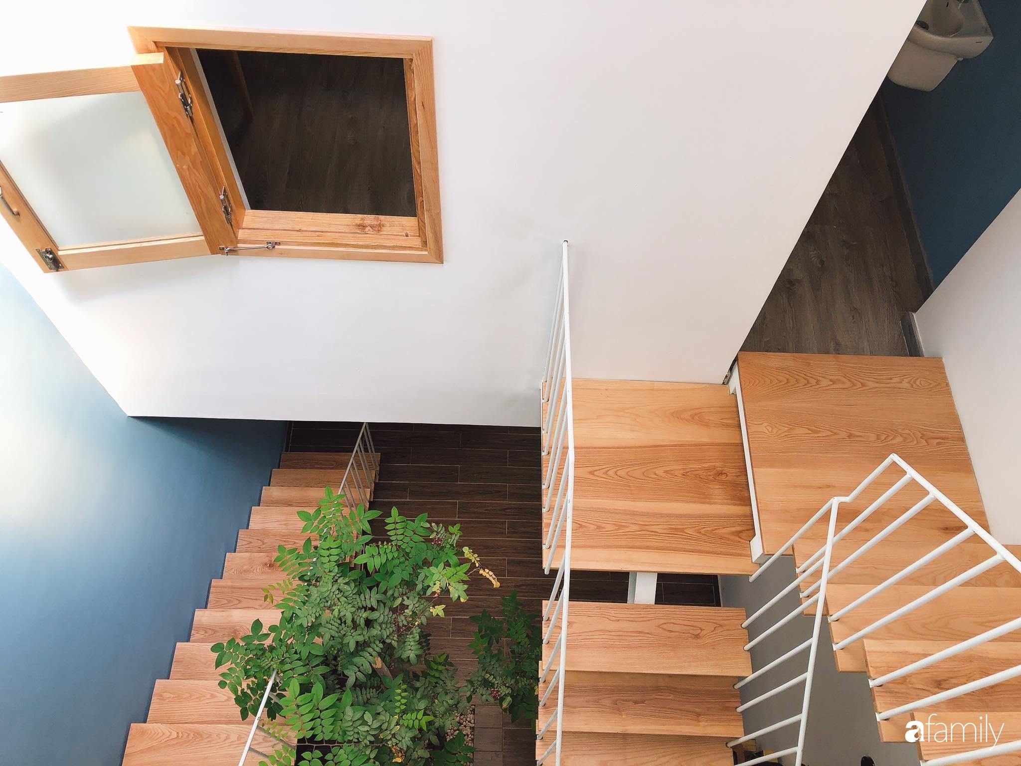 Nhà 35m² được cải tạo thành không gian sống hiện đại với ánh sáng ngập tràn cùng những chất liệu thân thiện với môi trường ở Vũng Tàu - Ảnh 15.