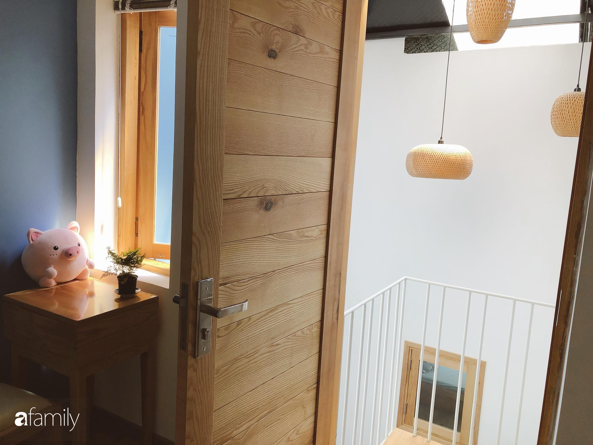 Nhà 35m² được cải tạo thành không gian sống hiện đại với ánh sáng ngập tràn cùng những chất liệu thân thiện với môi trường ở Vũng Tàu - Ảnh 24.