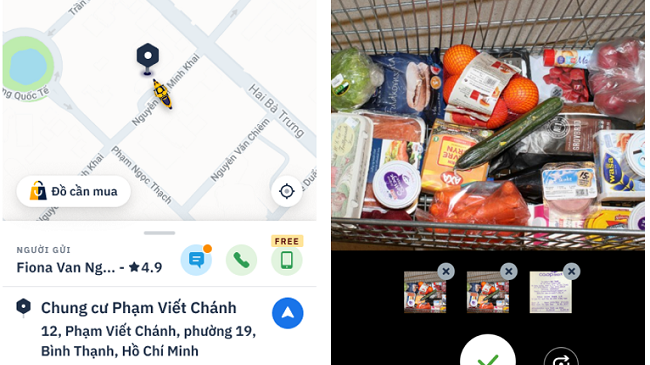 Ngồi một chỗ chị em vẫn mua được thực phẩm tươi ngon nếu biết sử dụng các dịch vụ đi chợ hộ cực tiện ích - Ảnh 3.