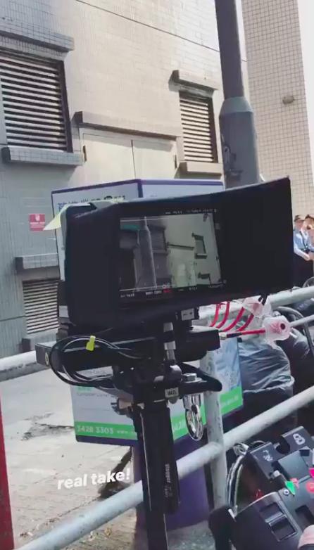 """""""Lực lượng phản ứng 2020"""" của TVB: Lộ cảnh nổ bom khiến người văng xa chục mét, Tuyên Huyên gặp nạn?  - Ảnh 3."""