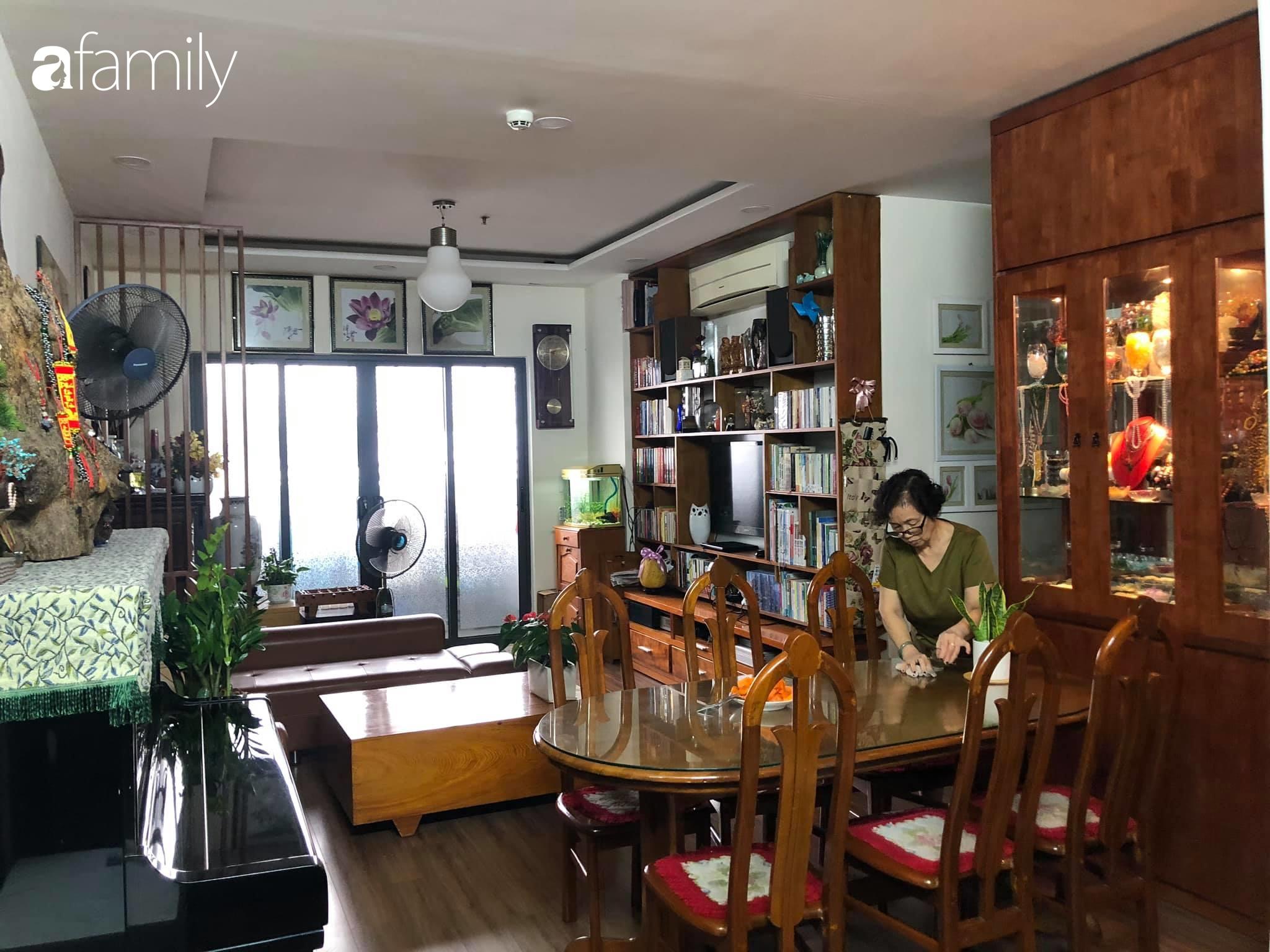 Ngắm căn hộ chung cư ngập tràn tình yêu thương và câu chuyện từ bàn tay chăm chút của người mẹ tảo tần tại Quảng Ninh - Ảnh 4.