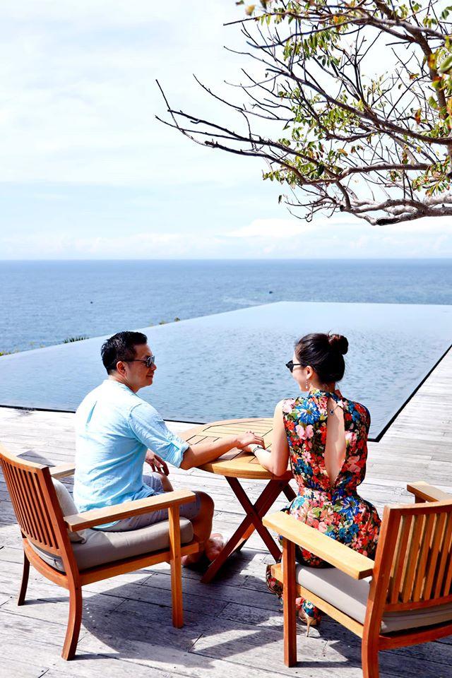 """Shark Hưng đăng ảnh kỷ niệm 2 năm ngày cưới cực ngọt ngào, bà xã Thu Trang cũng """"đáp lễ"""" bằng tấm chân tình đẹp đẽ không kém - Ảnh 3."""