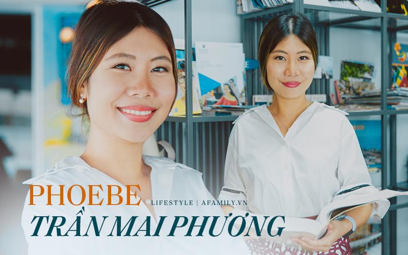 Phoebe Trần Mai Phương, nữ MC tiếng Anh siêu khủng của VTV: Thích dùng tiếng Anh hơn tiếng Việt, - Ảnh 2.