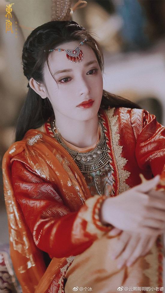 """Mỹ nhân dị vực đỉnh nhất: Angelababy - Triệu Lệ Dĩnh - Lưu Thi Thi đẹp xuất sắc nhưng chưa bằng nữ chính """"Đông cung""""  - Ảnh 11."""