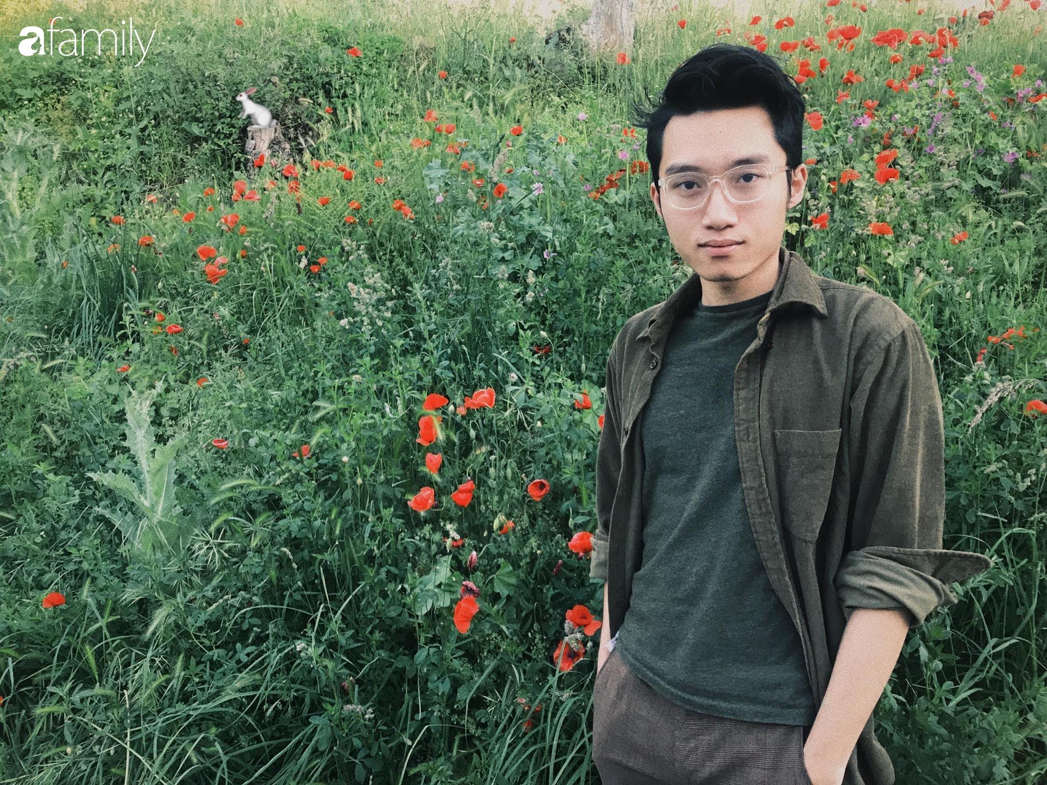 """Trò chuyện với chàng du học sinh người Việt đang nổi đình đám nhờ tài vừa nấu vừa """"vẽ"""" bằng đồ ăn: """"Em sẽ thiết kế và kiêm luôn đầu bếp nhà hàng của riêng mình"""" - Ảnh 12."""