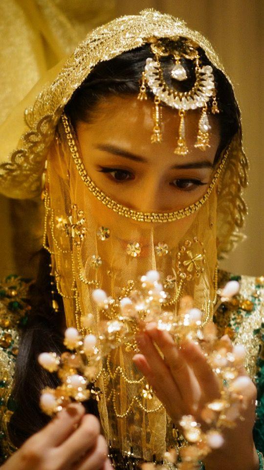 """Mỹ nhân dị vực đỉnh nhất: Angelababy - Triệu Lệ Dĩnh - Lưu Thi Thi đẹp xuất sắc nhưng chưa bằng nữ chính """"Đông cung""""  - Ảnh 5."""