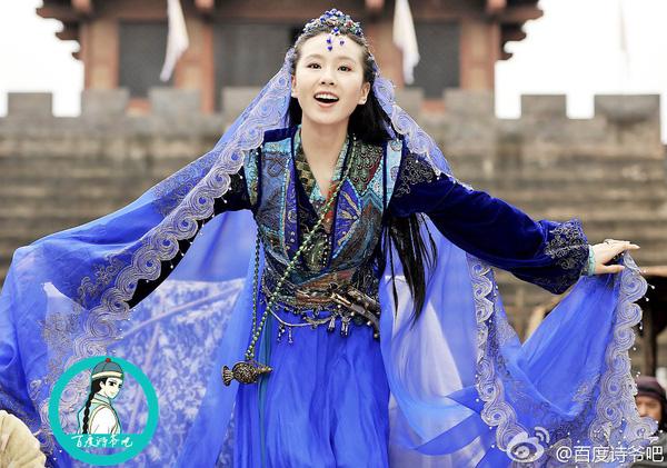 """Mỹ nhân dị vực đỉnh nhất: Angelababy - Triệu Lệ Dĩnh - Lưu Thi Thi đẹp xuất sắc nhưng chưa bằng nữ chính """"Đông cung""""  - Ảnh 7."""