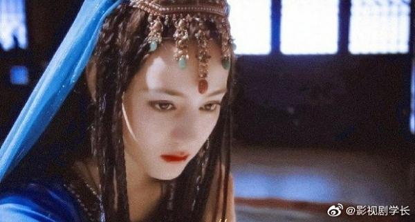 """Mỹ nhân dị vực đỉnh nhất: Angelababy - Triệu Lệ Dĩnh - Lưu Thi Thi đẹp xuất sắc nhưng chưa bằng nữ chính """"Đông cung""""  - Ảnh 9."""