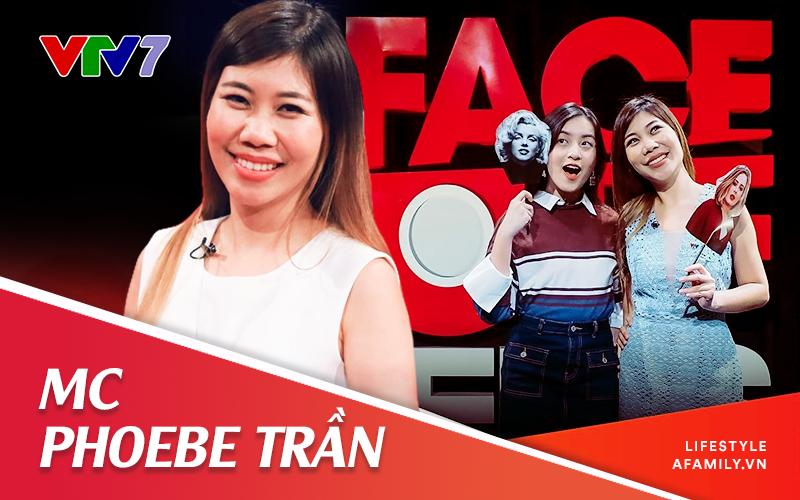 Phoebe Trần Mai Phương, nữ MC tiếng Anh siêu khủng của VTV: Thích dùng tiếng Anh hơn tiếng Việt, - Ảnh 1.