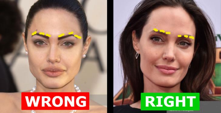 Học cách tạo dáng lông mày hợp với từng kiểu khuôn mặt - Ảnh 6.