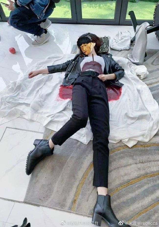 """""""Bằng chứng thép"""" thảm nhất lịch sử TVB: Hồ Định Hân bị hại, sốc nhất là Hoa hậu Chung Gia Hân """"chết"""" trước ngày cưới - Ảnh 3."""