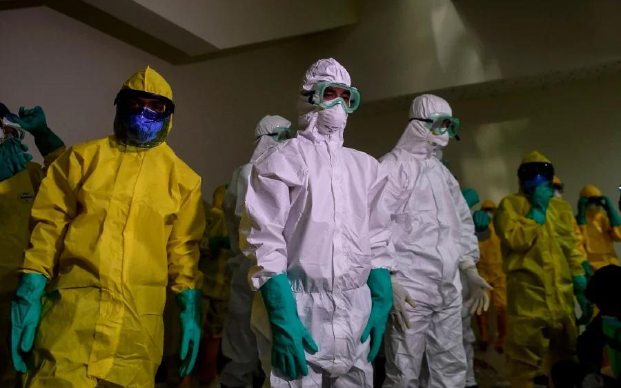 Cập nhật dịch Covid-19 ngày 26.3: Thế giới đã có hơn 470.800 người nhiễm và hơn 21.200 người tử vong
