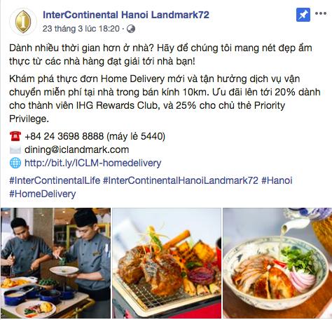 Ăn uống mùa Covid-19: Nhiều nhà hàng, quán bar chuyển sang hình thức phục vụ tận nhà với nhiều điểm quá lợi cho chúng ta - Ảnh 15.