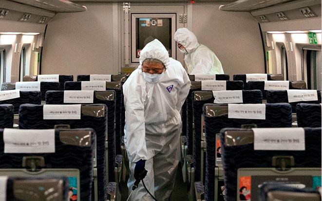 Bác sĩ Đài Loan khuyến cáo những vị trí dễ lây nhiễm nhất khi di chuyển bằng xe buýt hay máy bay