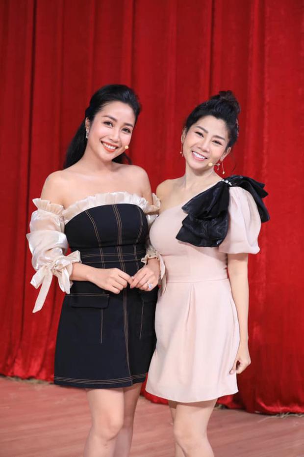 """""""Ký ức vui vẻ"""" là show truyền hình cuối cùng Mai Phương tham gia, cố tỏ ra vui vẻ nhưng thở dốc nhiều lần - Ảnh 6."""