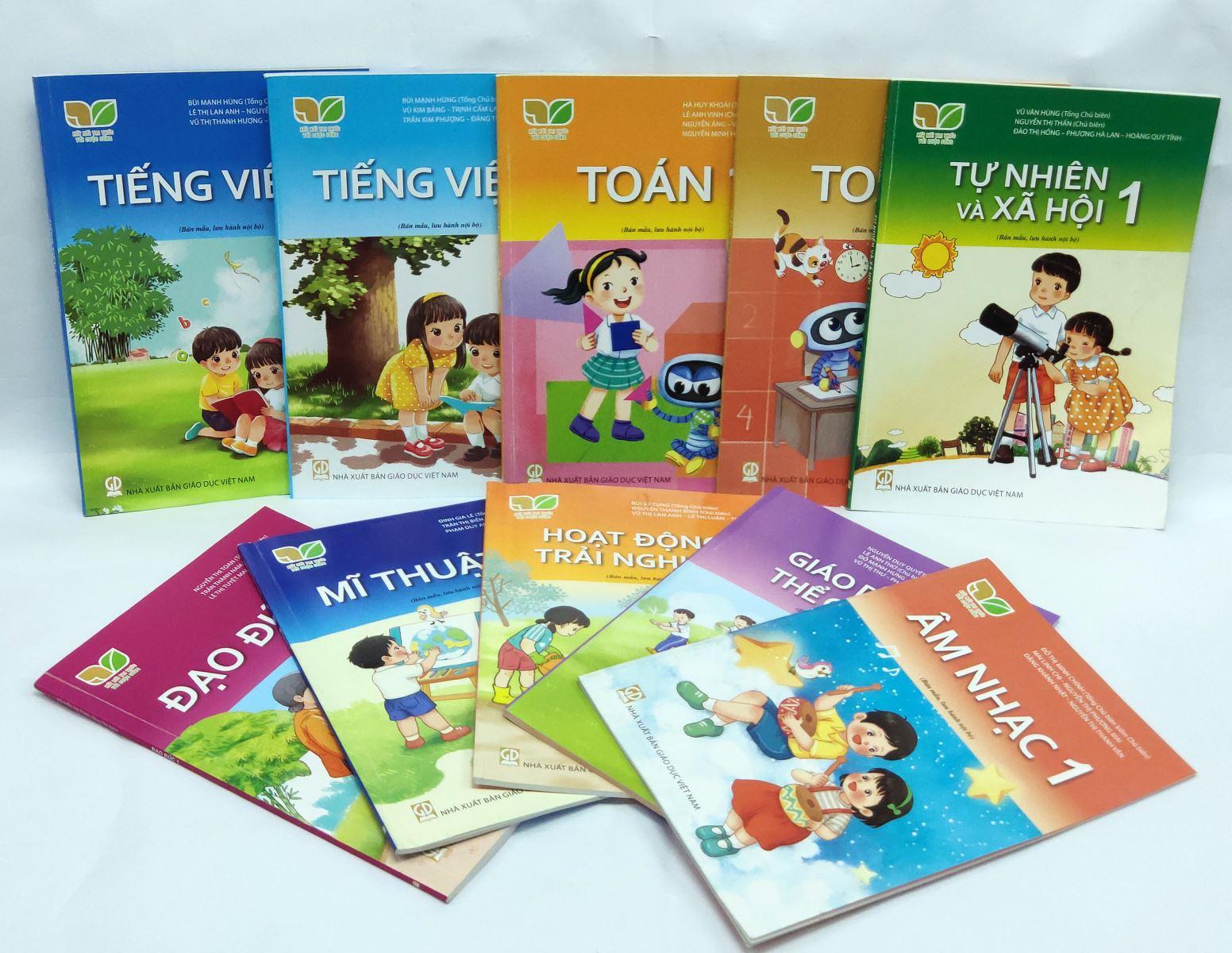 Chi tiết giá 5 bộ sách giáo khoa lớp 1 mới sẽ được sử dụng từ năm học 2020-2021, cha mẹ chú ý để chuẩn bị cho con - Ảnh 3.