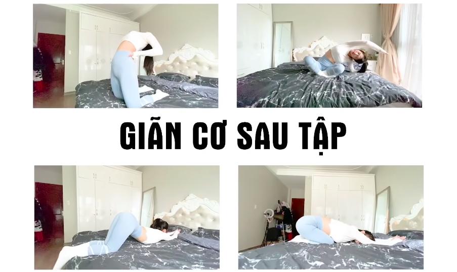 Hot girl phòng gym Lê Xuân Anh - Ảnh 8.