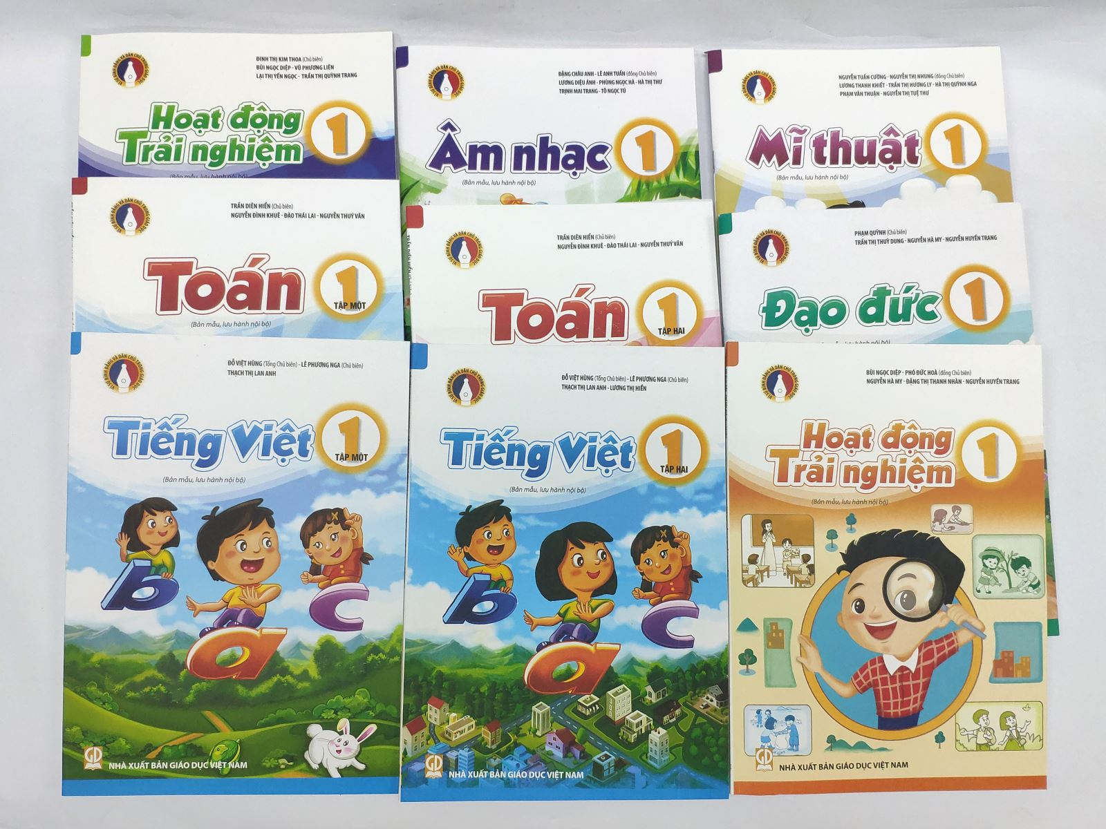 Chi tiết giá 5 bộ sách giáo khoa lớp 1 mới sẽ được sử dụng từ năm học 2020-2021, cha mẹ chú ý để chuẩn bị cho con - Ảnh 9.