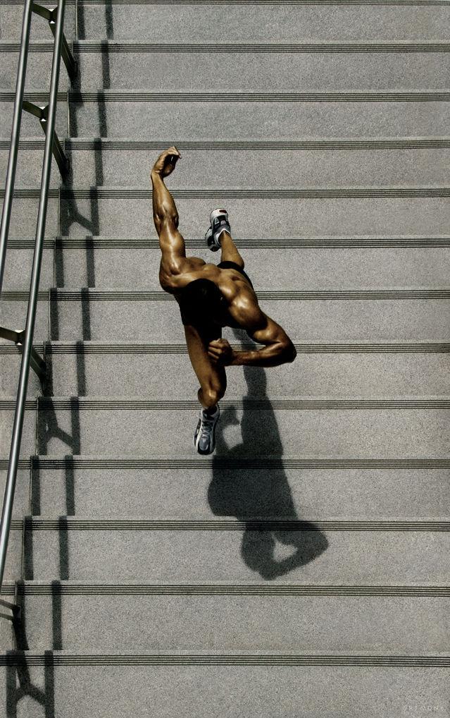 Ngắm sự hoàn mỹ của cơ thể người để có thêm động lực tập luyện tăng cường sức khỏe tại nhà - Ảnh 16.