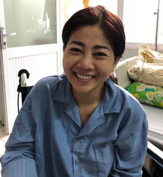 Gầy gò, bé xíu, vừa nói vừa run nhưng Mai Phương vẫn kêu gọi quyên góp cho con gái đồng nghiệp nổi tiếng  - Ảnh 2.