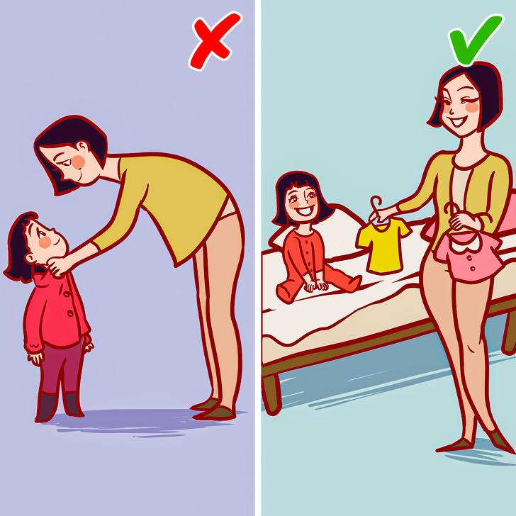 """Nếu muốn được phong là """"mẹ đảm"""", thì mẹ nên học thuộc lòng những việc nên và không nên làm với con sau đây - Ảnh 4."""