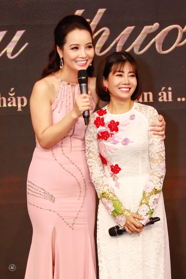 Gầy gò, bé xíu, vừa nói vừa run nhưng Mai Phương vẫn kêu gọi quyên góp cho con gái đồng nghiệp nổi tiếng  - Ảnh 5.
