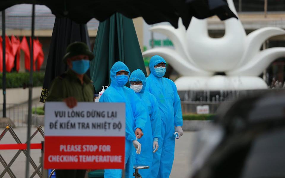 Việt Nam ghi nhận thêm 5 ca mới mắc Covid-19, trong đó 4 trường hợp là nhân viên công ty Trường Sinh chuyên cung cấp dịch vụ cho bệnh viện Bạch Mai
