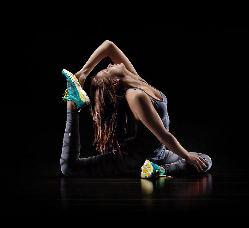 Ngắm sự hoàn mỹ của cơ thể người để có thêm động lực tập luyện tăng cường sức khỏe tại nhà - Ảnh 1.