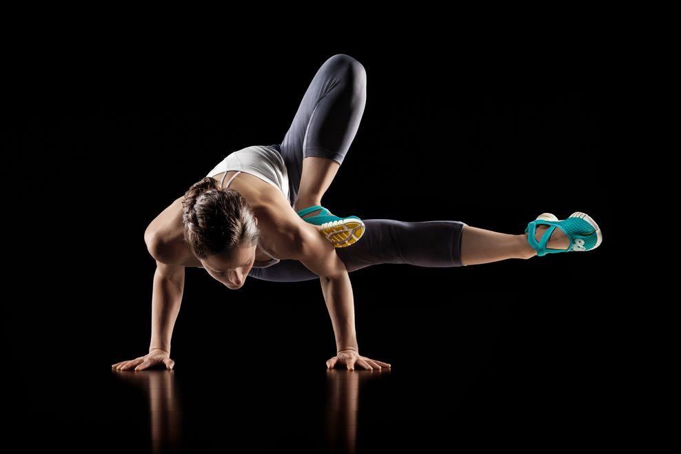 Ngắm sự hoàn mỹ của cơ thể người để có thêm động lực tập luyện tăng cường sức khỏe tại nhà - Ảnh 4.