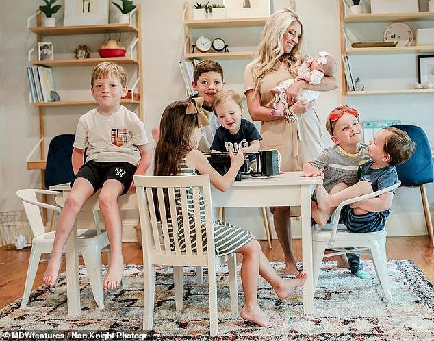 Bà mẹ 7 con chia sẻ cách dạy trẻ lúc đại dịch Covid-19 nhờ kinh nghiệm 4 năm không cho con đến trường mà tự dạy ở nhà - Ảnh 5.