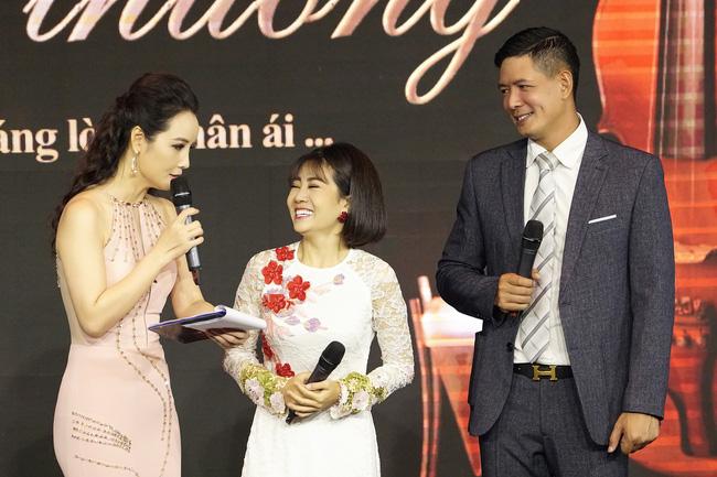 Gầy gò, bé xíu, vừa nói vừa run nhưng Mai Phương vẫn kêu gọi quyên góp cho con gái đồng nghiệp nổi tiếng  - Ảnh 3.